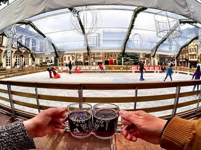 Mulled wine, is the unsurprisingly, the most popular drink at Christmas markets