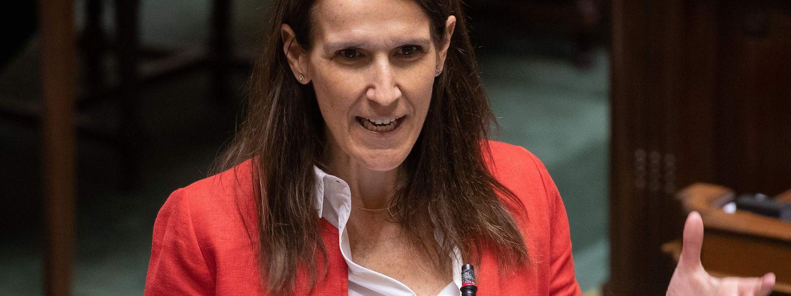 Sophie Wilmès n'en finit pas d'être chahutée à la tête d'un gouvernement décidément bien fragile.