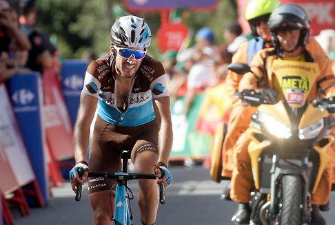 Gastauert startet beim Giro