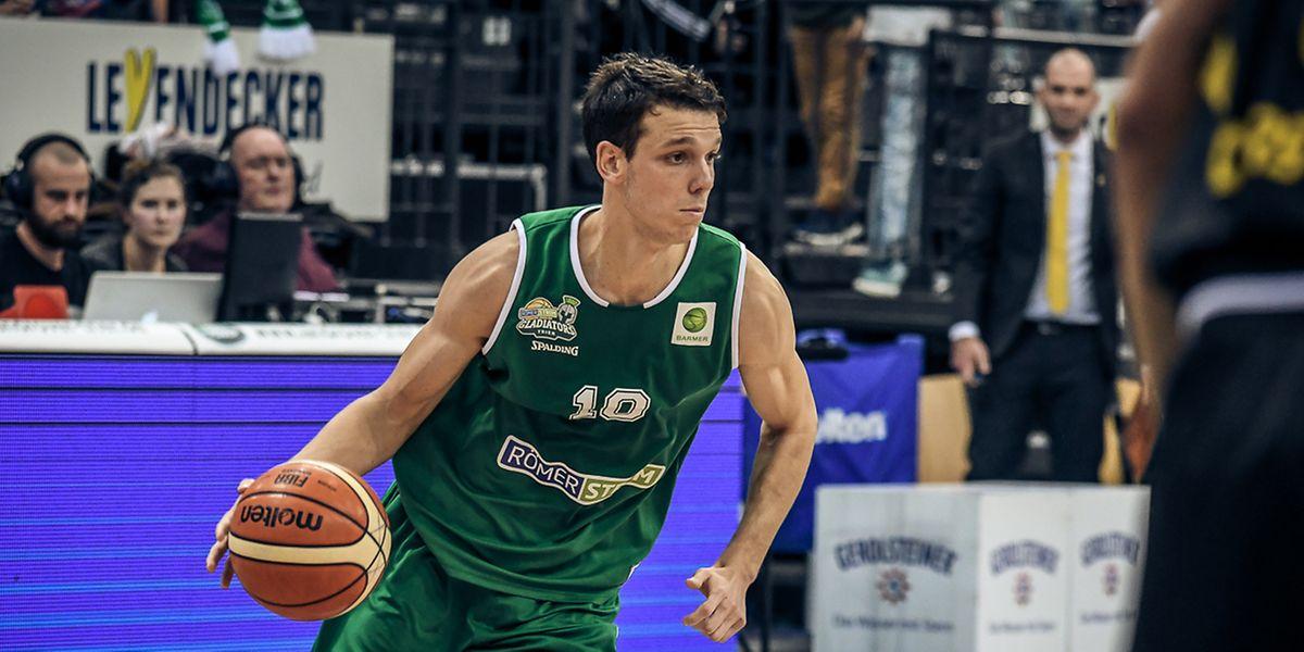 Thomas Grün spielt seit 2016 für Trier.