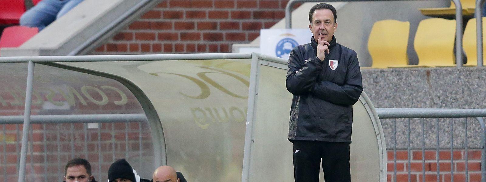 Pascal Carzaniga sorgt für eines der kuriosesten Kapitel in der bisherigen Fußballsaison.