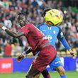 Ibrahima Niane a ouvert le score pour Metz mais les Lorrains n'ont pas gardé très longtemps cet avantage.