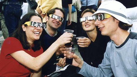 Le 11 août 1999, les Luxembourgeois ont fait la fête ensemble sous l'éclipse