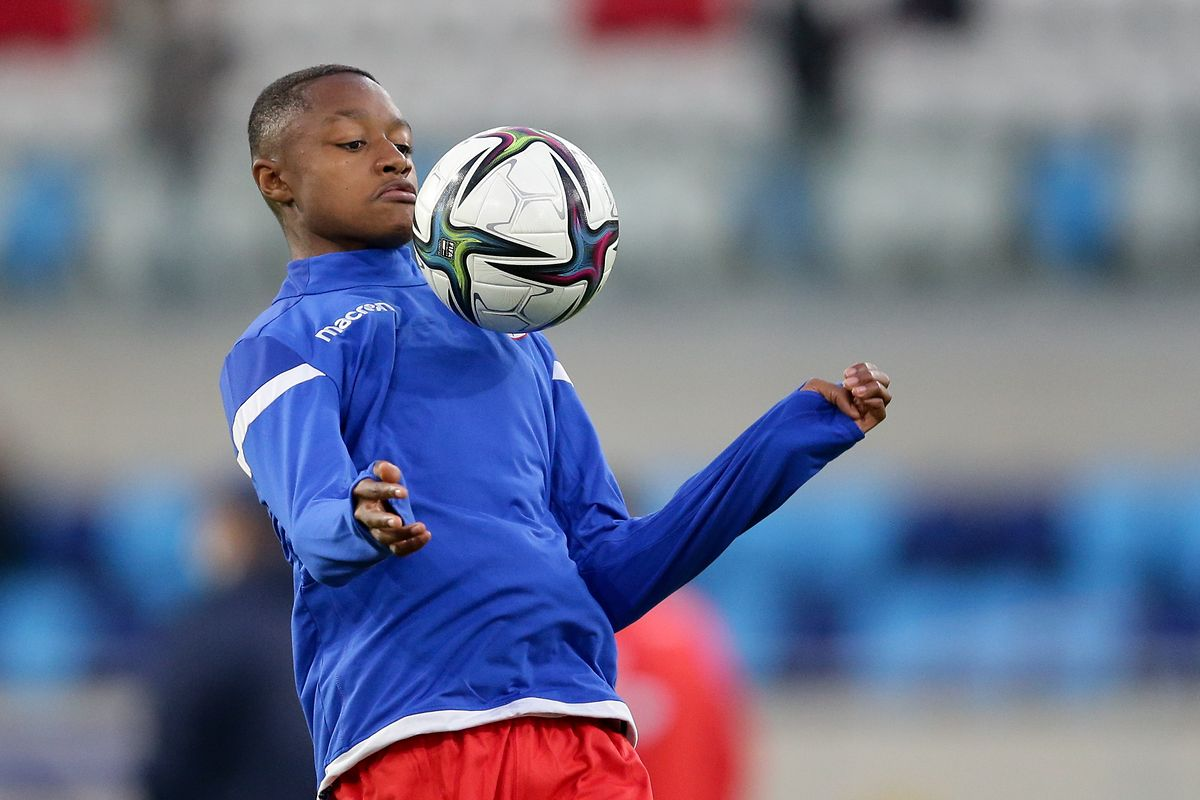 A 17 ans, Yvandro Borges pourrait porter à nouveau les couleurs luxembourgeoises ce mardi soir.