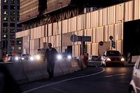 Lokales, Auchan Cloche D'Or, Verkehr, Schwierigkeiten beim Strassen überqueren, Sicherheit, gefährliches Manöver der Passanten,   Foto: Anouk Antony/Luxemburger Wort