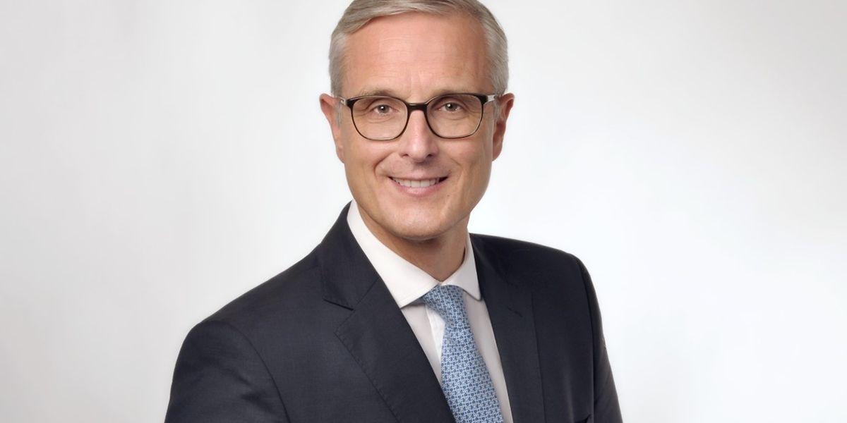 Frank Rückbrodt, nouveau président du directoire de Deutsche Bank Luxembourg à compter du 1er janvier 2021.