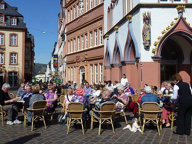 Trier ist alt, beschaulich, voller Touristen und ein wenig provinziell. Aber kriminell?