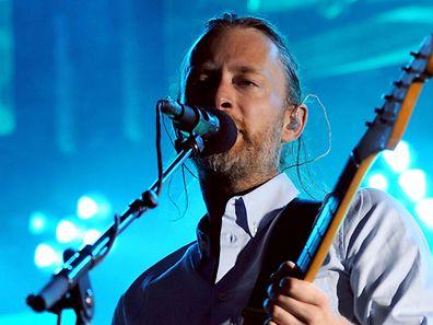 Kreative Köpfe: Thom Yorke und seine Band Radiohead basteln nicht nur am Sound sondern auch an Marketingideen.