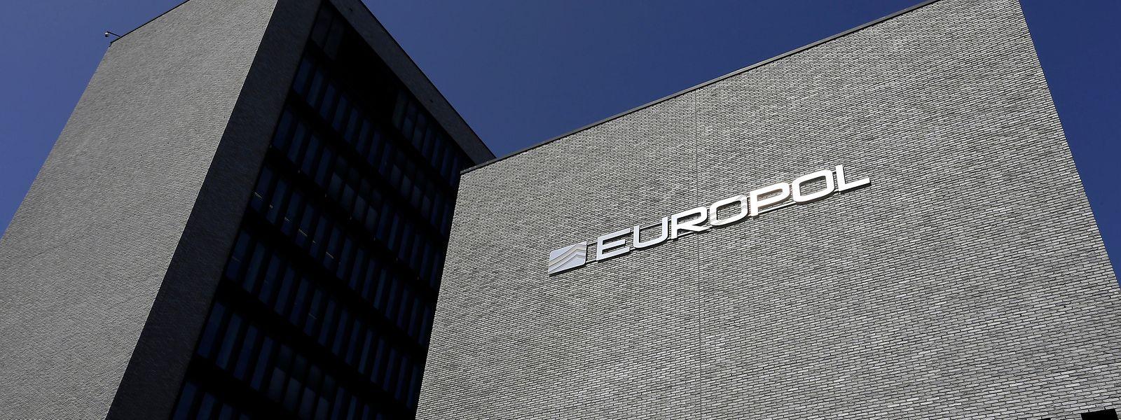 Niederlande, Den Haag: Das Hauptquartier der Europäischen Polizeibehörde Europol.