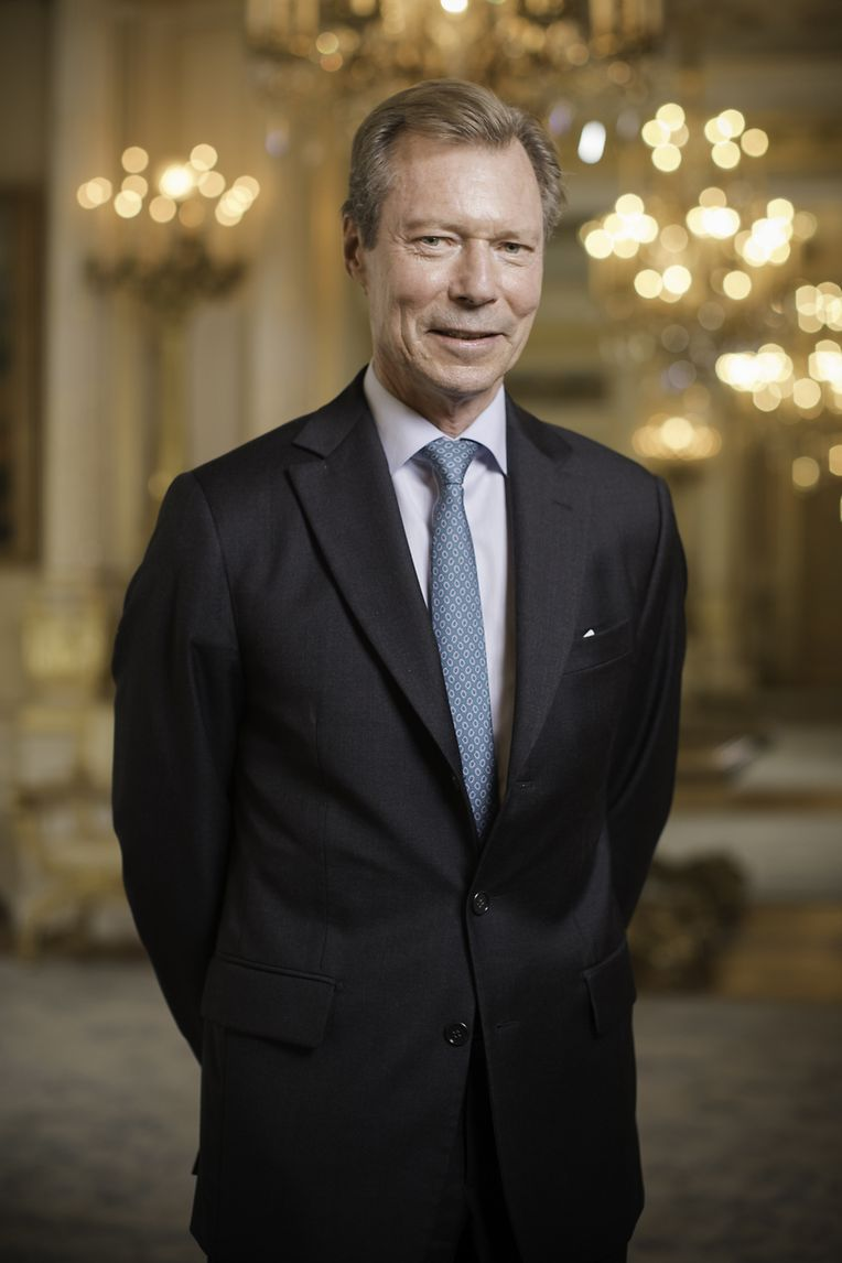 Großherzog Henri feiert am 7. Oktober 2020 sein 20. Thronjubiläum