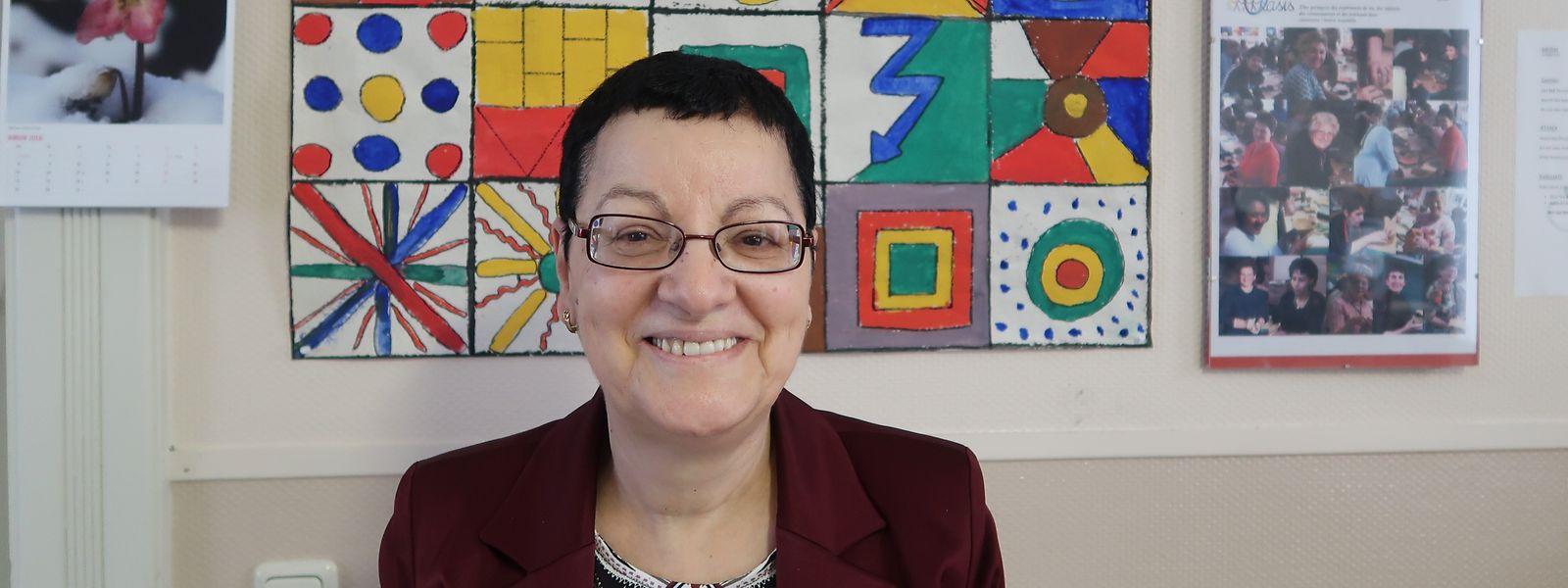 Nach 20-jährigem Wirken als Leiterin des Oasis-Zentrums hat sich Samia Bounaira nun in den Ruhestand zurückgezogen.