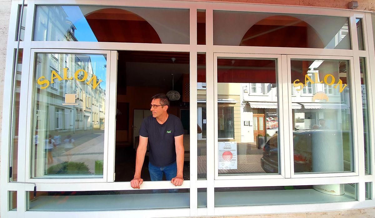 Marc Zehren vai fechar de vez a padaria que estava nas mãos da família há mais de 100 anos.