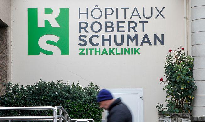 The Zithaklinik of the Robert Schuman Hospital Group