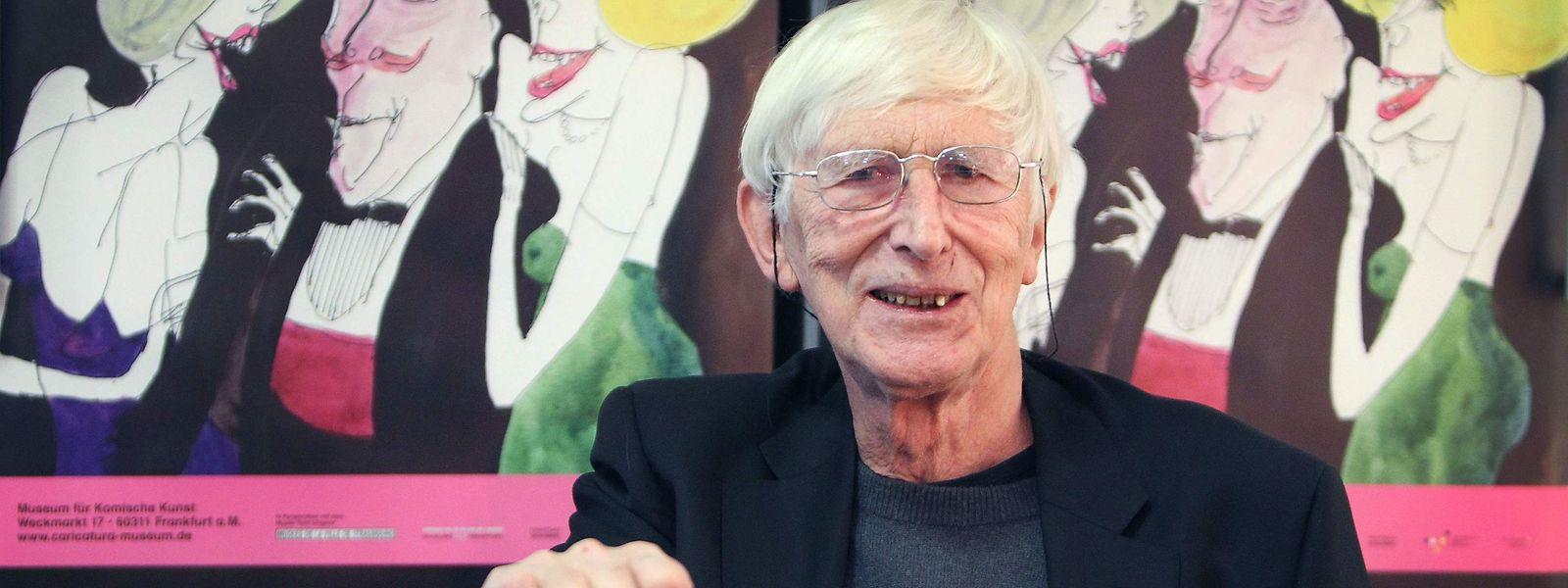 Tomi Ungerer ist in Irland im Alter von 87 Jahren gestorben.