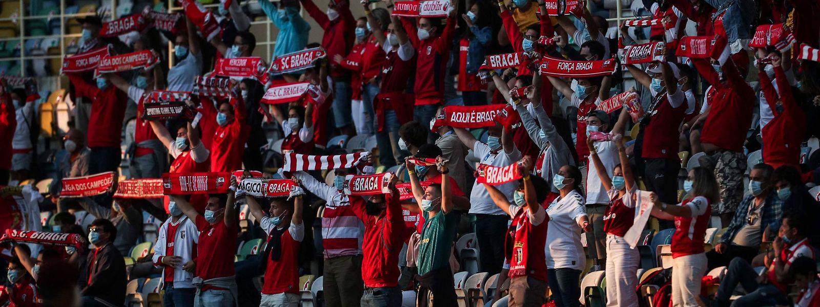 Supertaça: Sporting vs Sporting de Braga