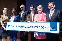 IPO , DP Europakongress , Europawahlen 2019 , Centre Culturel Walferdingen , Foto:Guy Jallay/Luxemburger Wort