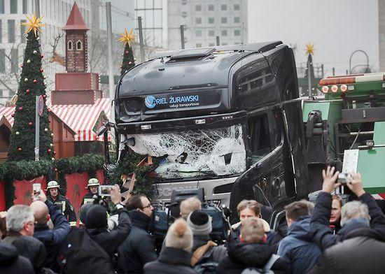 Berlin gedenkt Terror-Opfern: