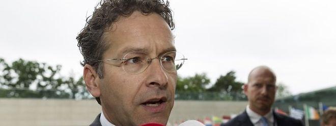 Eurogruppe-chef Jeroen Dijsselbloem forderte weitere Zugeständnisse von Athen.