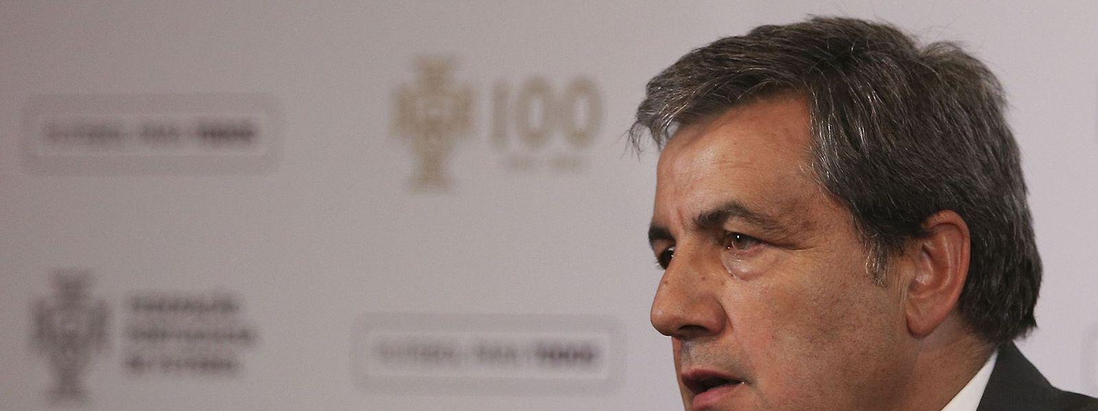 Fernando Gomes tornou-se o quarto português a integrar o Comité Executivo do organismo da UEFA