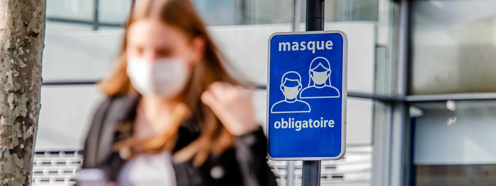 Die Stadt Liège meldet stark ansteigende Zahlen vonCorona-Fällen.