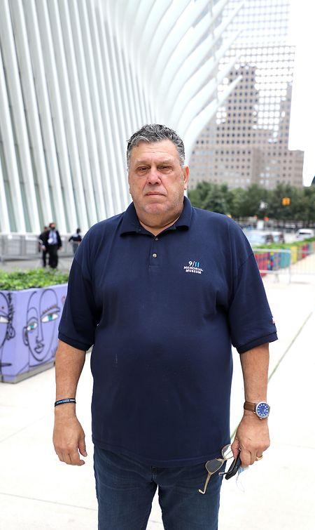 Luís Mendes liderou a operação de limpeza dos escombros e depois o design e a construção 9/11 Memorial & Museum.