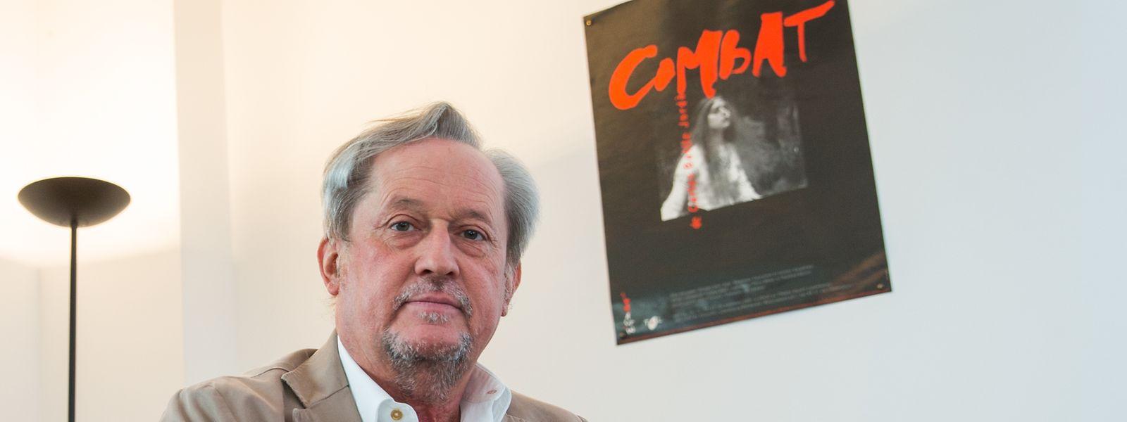 """Nicolas Steil sitzt unter anderem im """"Comité de pilotage"""", das den neuen Arts Council ausarbeiten soll."""