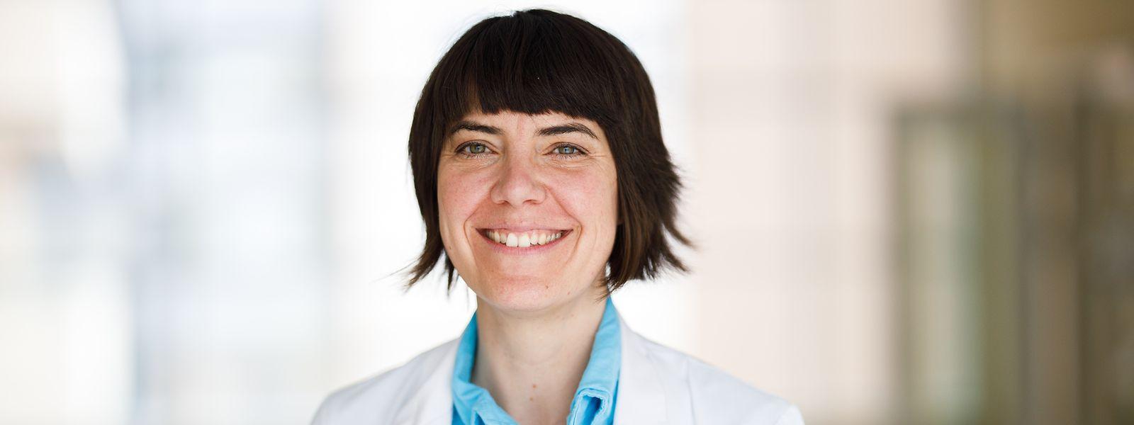 Die Leiterin der psychologischen Abteilung im Centre hospitalier de Luxembourg (CHL), Vanessa Grandjean, hat ein Team von Betreuern aufgestellt, das sich täglich um das seelische Wohlbefinden der Covid-19-Patienten und deren Familien kümmert.