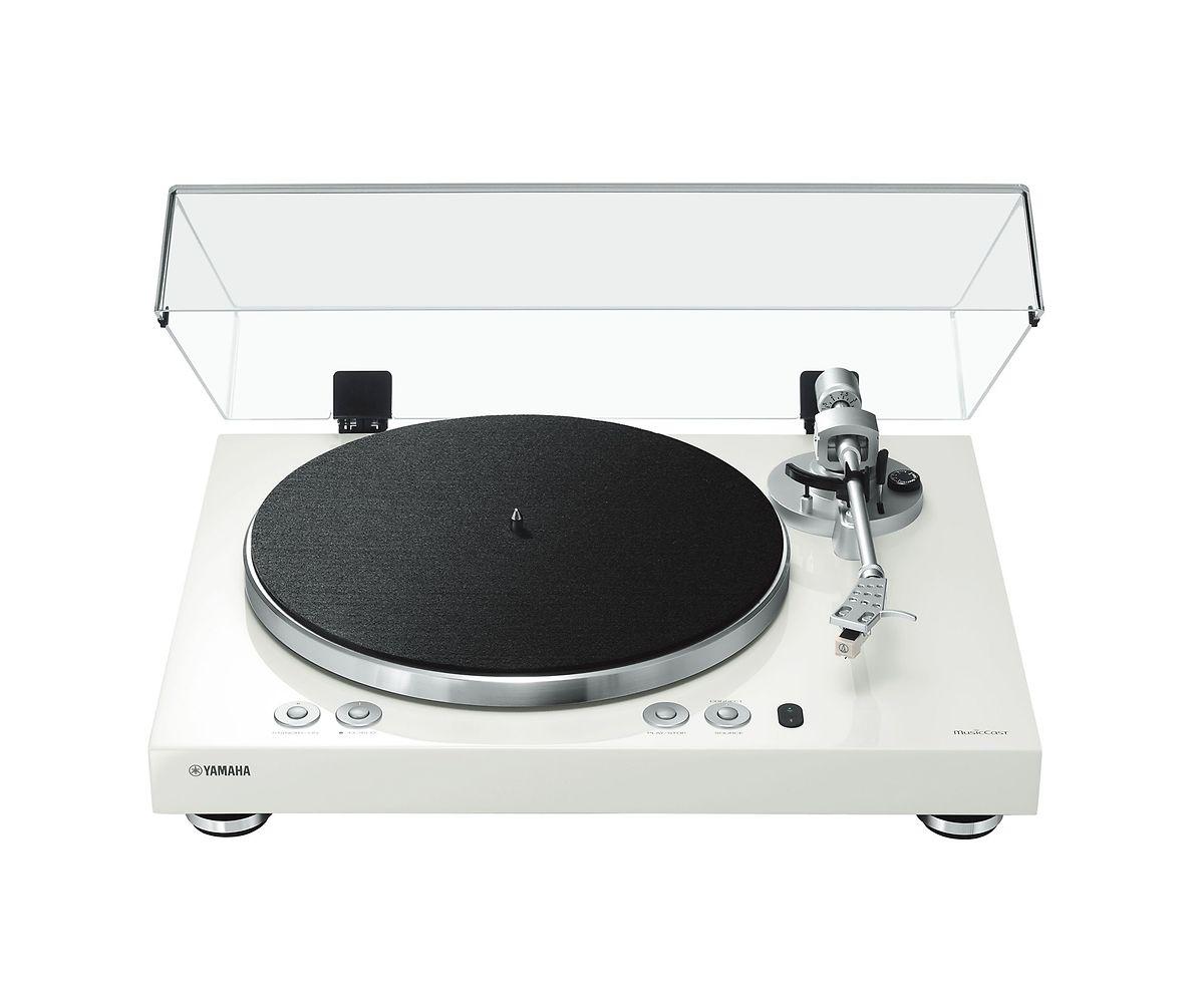 MusicCast VINYL 500 von Yamaha, um 550 Euro.
