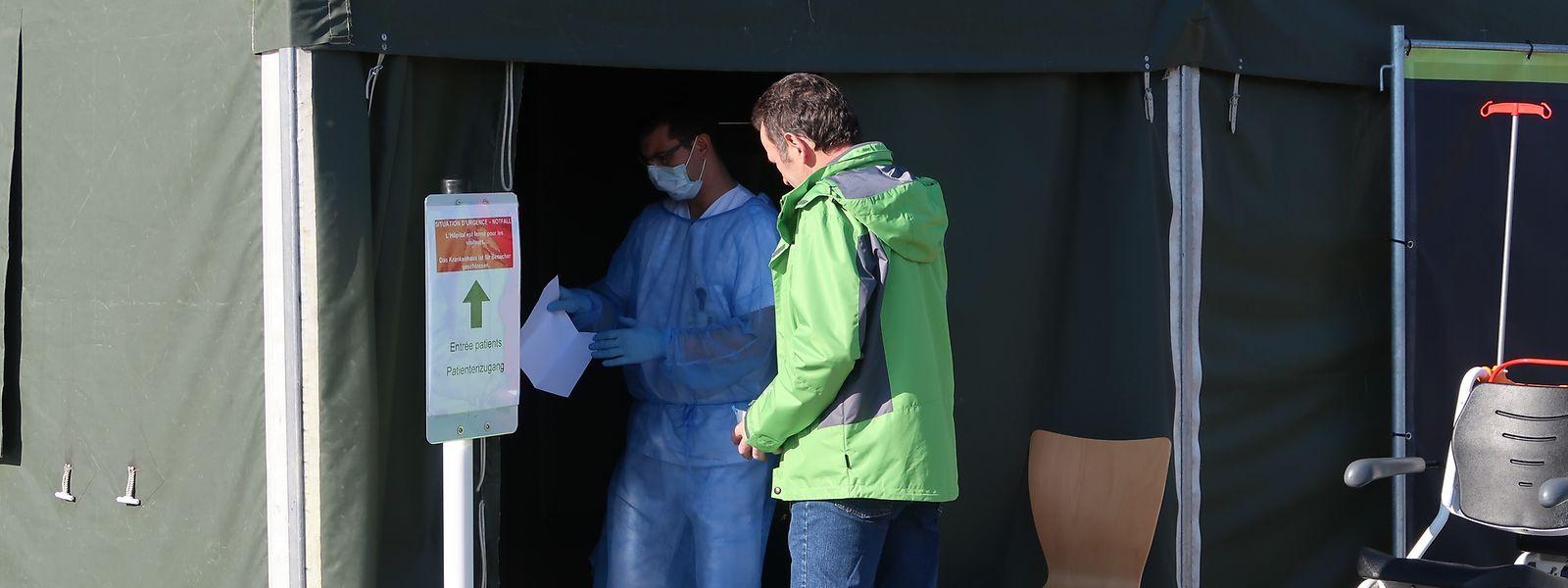 Le Luxembourg va poursuivre sa campagne de test à travers la population