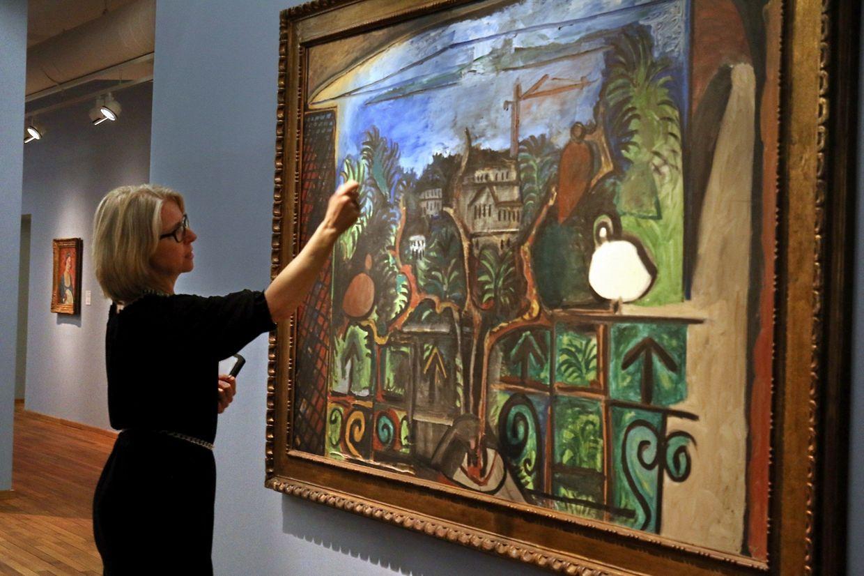 Duas vezes por mês, o Museu Nacional de História e Arte do Luxemburgo dá a conhecer uma obra da sua colecção numa visita guiada em português com a mediadora cultural Vera Herold