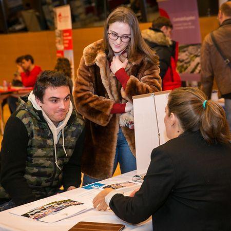 Il est de plus en plus difficile pour les jeunes du Luxembourg de faire un choix d'orientation car toutes les portes leur sont ouvertes