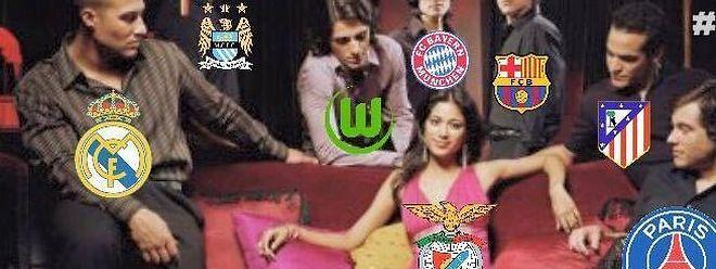 Tous les regards se braquent vers... le Benfica Lisbonne
