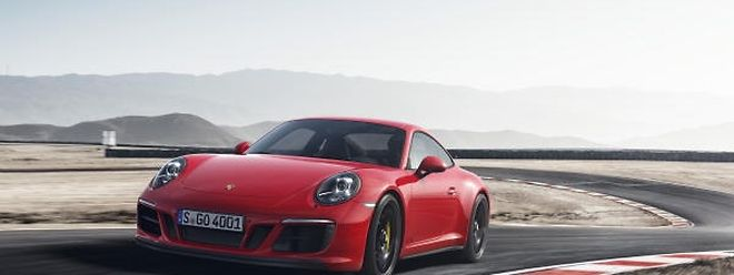 Die GTS-Modelle stehen laut Porsche für die sportlichste und emotionalste Ausprägung der 911-Carrera- bzw. der 911-Targa-Palette.