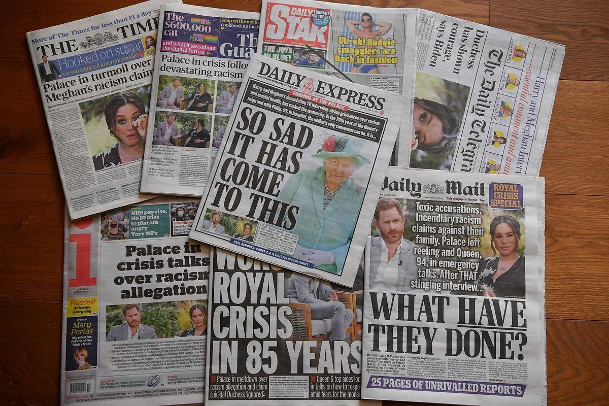 In Großbritannien überschlugen sich in den vergangenen Tagen die Schlagzeilen.