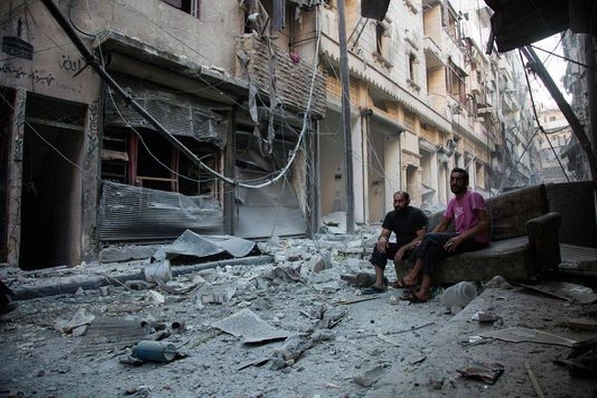 La famille de Malek a vécu de nombreux bombardements de la part du régime de Bachar Al Assad.