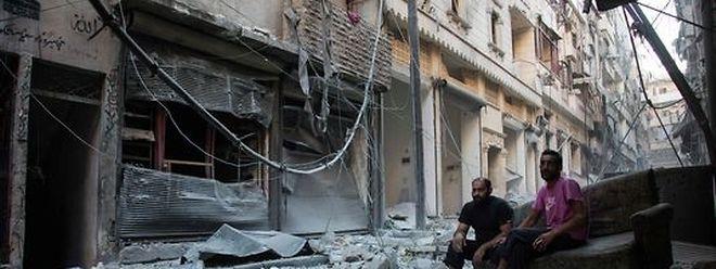 L'absence de l'aide humanitaire prévue dans l'accord représente une autre menace pour la trêve.