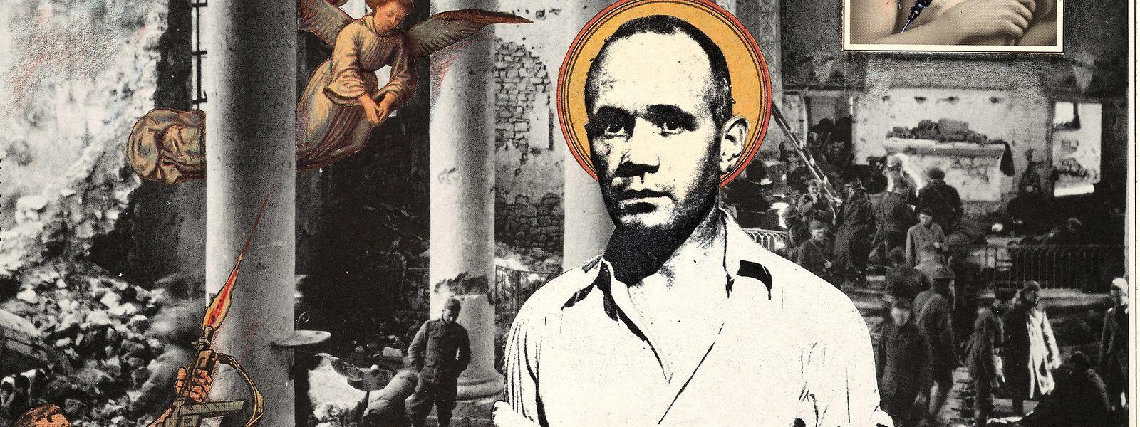 David Wojnarowicz:  «Untitled» (Genet after Brassaï) 1979 (détail).