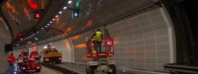 Le tunnel de Howald est en travaux dans la nuit de jeudi à vendredi et sera donc fermé.