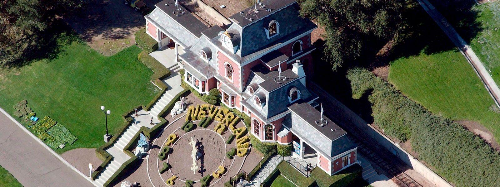 """Die """"Neverland""""-Ranch in Kalifornien verlor in den vergangenen Jahren stark an Wert."""