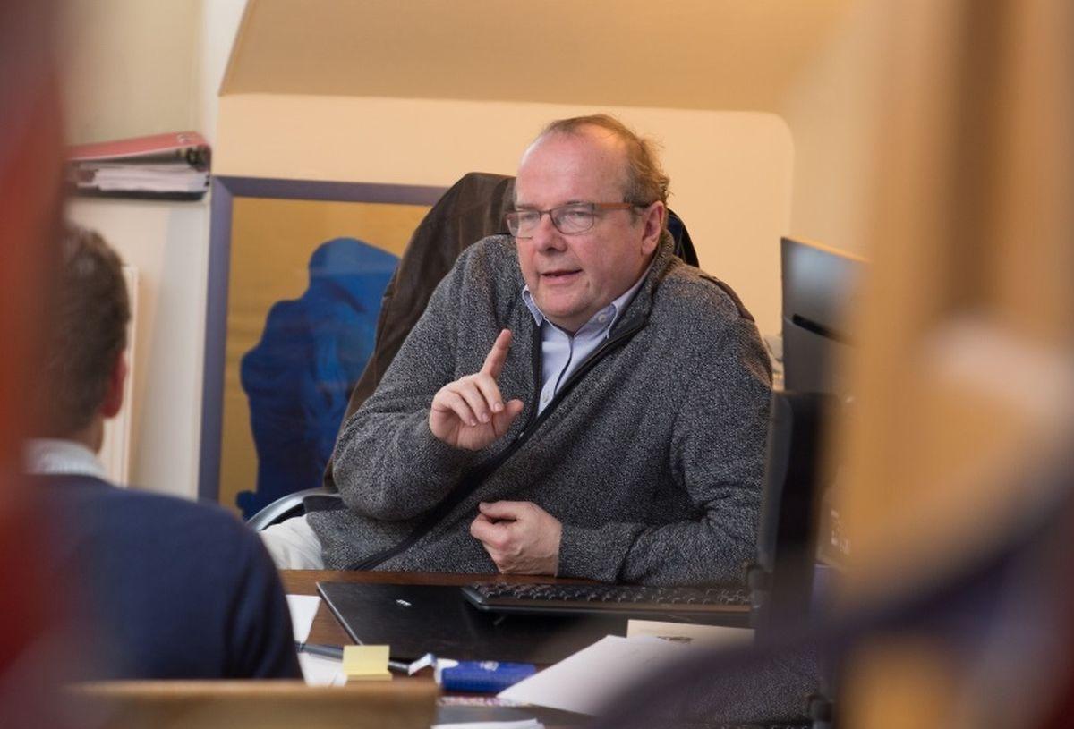 Marc Barthelemy: «La demande des travailleurs frontaliers pour apprendre le luxembourgeois est croissante et on peine à satisfaire cette demande.»