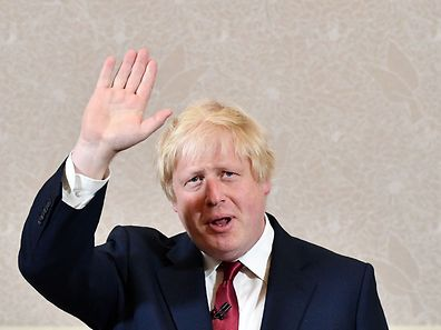 Brexit campaigner and former London mayor Boris Johnson