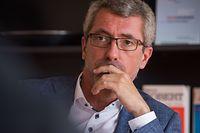 Politik, Interview Frank Engel, Foto: Lex Kleren/Luxemburger Wort