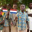 Luxemburg stellt 2015 323 Millionen Euro für die Entwicklungshilfe bereit, das entspricht 1,06 Prozent des Bruttonationaleinkommens.