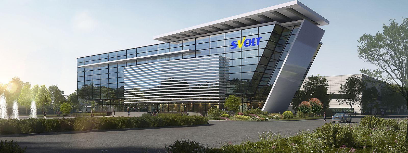 Der chinesische Automobilzulieferer Svolt Energy Technology will seine Europa-Produktion im Saarland ansiedeln.