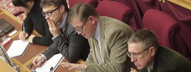 Ab 14 Uhr wird der Geheimdienst-Untersuchungsausschuss den Ex-Agenten André Kemmer anhören.