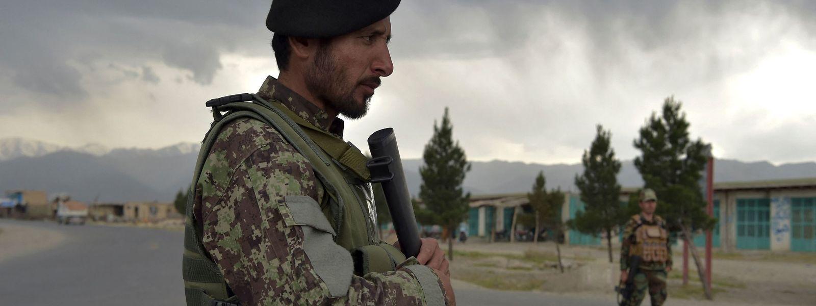 Ob die Afghanen wohl jemals in Frieden leben können?