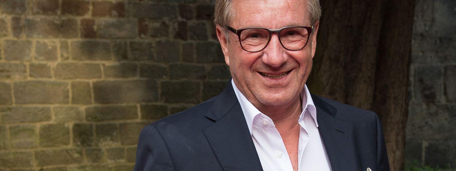 """Jan Hofer ist seit 2004 Chefsprecher der """"Tagesschau""""."""