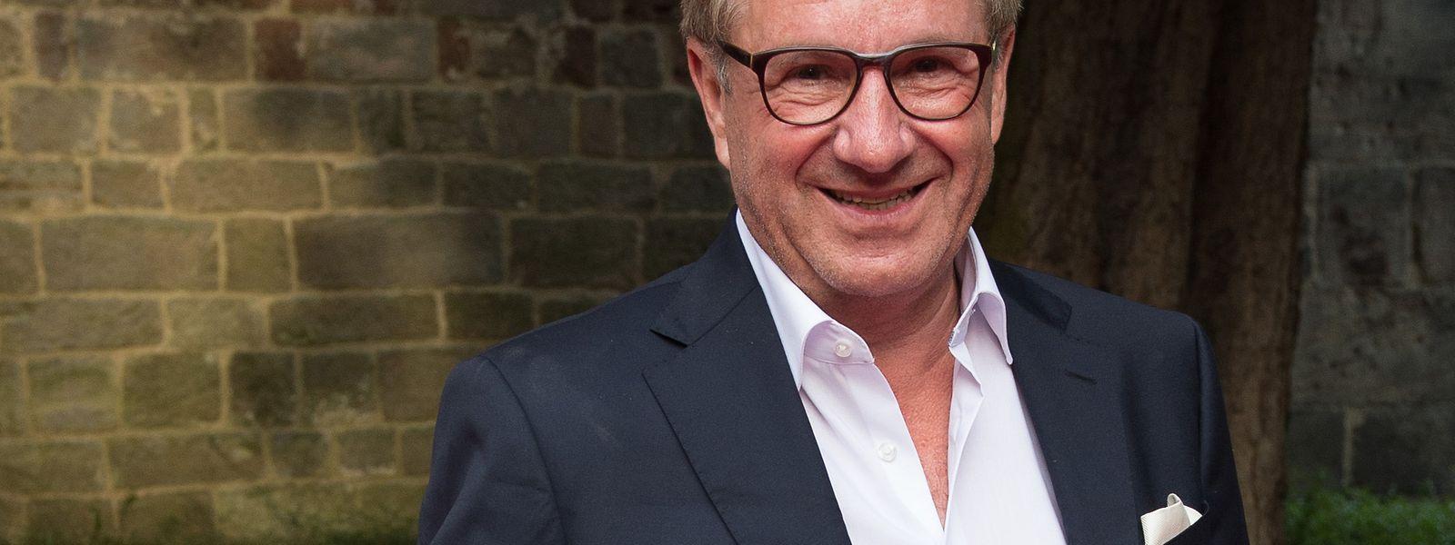 """""""Tagesschau""""-Moderator Jan Hofer kämpfte am Donnerstag während der Sendung mit gesundheitlichen Problemen."""