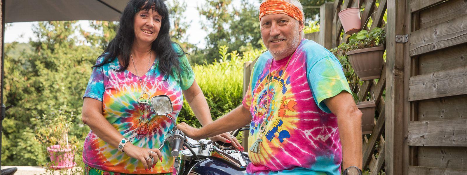 Jo und Jeannot Antinori haben sich in der amerikanischen Stadt Bethel auf die Spuren des Woodstock-Festivals gemacht. Für Jeannot Antinori ging damit ein Lebenstraum in Erfüllung.
