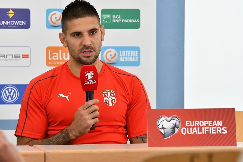 Aleksandar Mitrovic hofft auf drei Punkte.